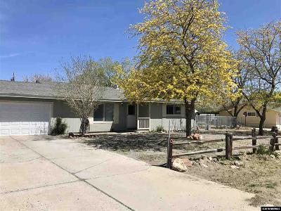 Dayton Single Family Home Active/Pending-House: 151 Roughing It Road