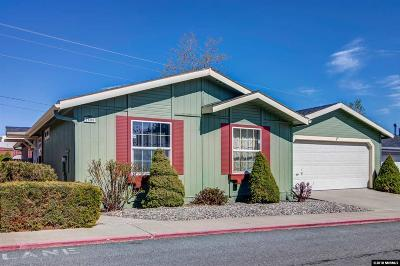 Reno Manufactured Home Active/Pending-Call: 7600 S Claridge Pointe Parkway