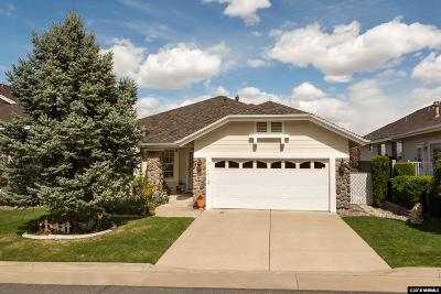 Reno Single Family Home For Sale: 6178 Squires Lane