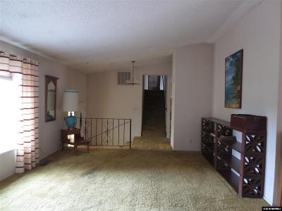 Reno Single Family Home Active/Pending-Loan: 4381 Rio Poco