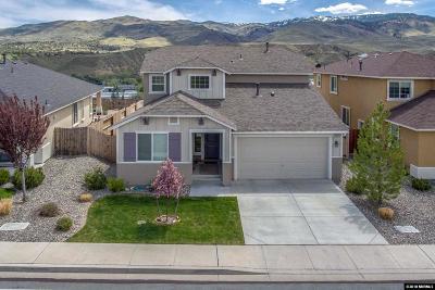 Reno Single Family Home For Sale: 8020 Anselmo