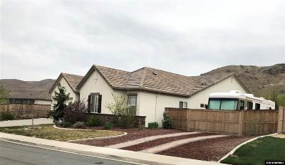 Reno Single Family Home For Sale: 10614 Autumn Walk