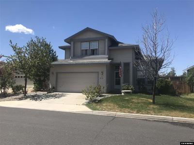 Reno Single Family Home Active/Pending-House: 9775 Rock River Drive