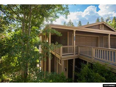 Incline Village Condo/Townhouse Extended: 320 Ski Way #8