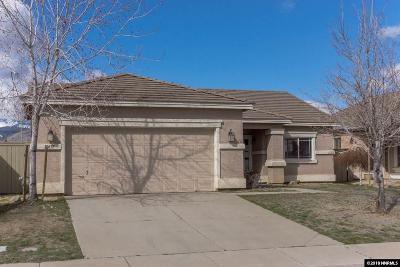 Reno Single Family Home Auction: 10631 Vista Bella Ln