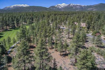 Reno Residential Lots & Land For Sale: 5226 Nestle Court - Montreux