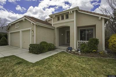 Sparks NV Single Family Home Active/Pending-Loan: $429,900
