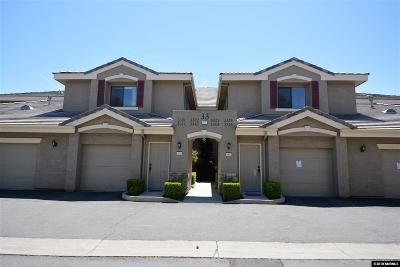 Reno Condo/Townhouse For Sale: 900 South Meadows Pky #3323 #3323