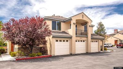 Reno Condo/Townhouse Active/Pending-Loan: 3678 Warren Way #C