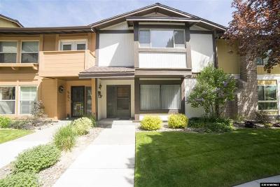 Washoe County Condo/Townhouse For Sale: 1429 Foster Dr