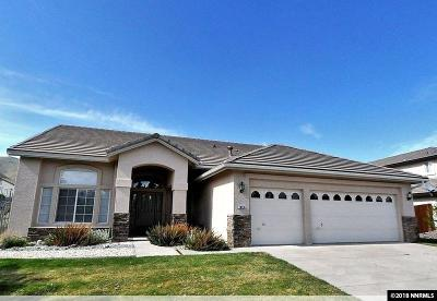 Reno Single Family Home For Sale: 7099 Heatherwood