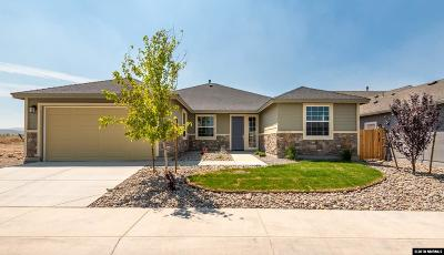 Gardnerville Single Family Home For Sale: 1229 W Cottage Loop