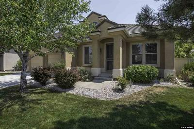 Reno Single Family Home For Sale: 1860 Hunter Creek