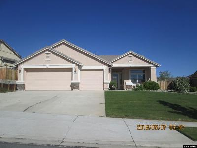 Sparks Single Family Home Active/Pending-Loan: 7370 Lacerta
