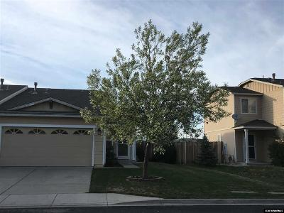 Reno Single Family Home For Sale: 8753 Sunset Breeze Dr