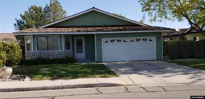 Yerington Single Family Home Active/Pending-Loan: 212 Bovard St