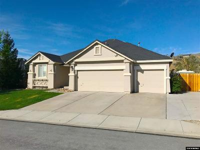 Sparks Single Family Home Active/Pending-House: 1043 Sticklebract