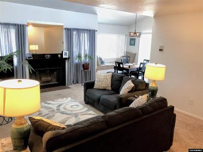 Sparks Condo/Townhouse Active/Pending-Loan: 2546 Sunny Slope #1