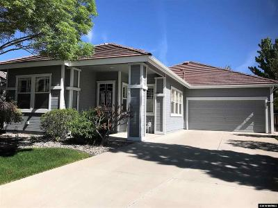 Sparks Single Family Home Active/Pending-Loan: 2636 Chaucer St