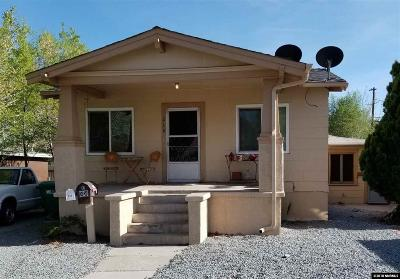 Washoe County Multi Family Home For Sale: 230, 232, 234 Caliente St