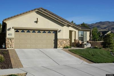 Reno Single Family Home Active/Pending-House: 1180 Callaway Trail