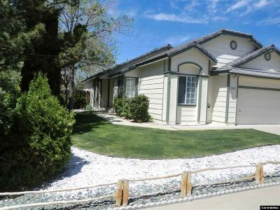 Sparks Single Family Home Active/Pending-Call: 5445 Santa Barbara Ave
