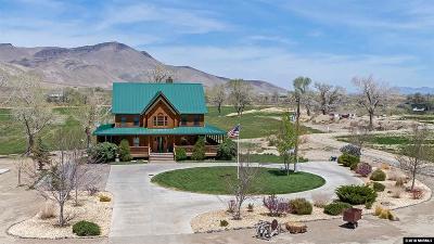 Yerington Farm & Ranch For Sale: 1312 Hwy 208
