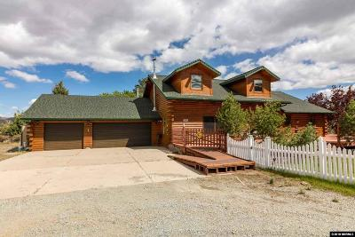 Reno Single Family Home For Sale: 1390 Half Mine Rd.