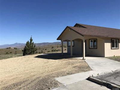 Reno Single Family Home For Sale: 2850 O'hara Dr
