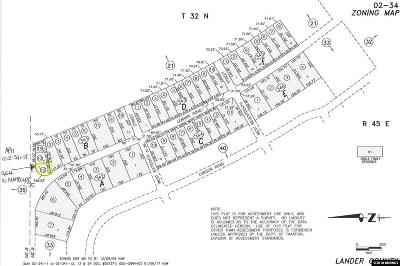 Battle Mountain Residential Lots & Land For Sale: 385 Lemaire St