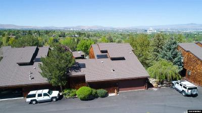 Reno Condo/Townhouse For Sale: 2430 Rock Hill Circle