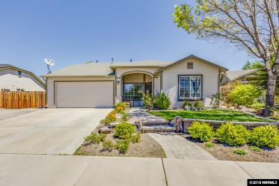 Sparks Single Family Home Active/Pending-Loan: 7782 Cerritos