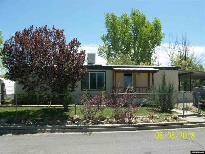 Reno Manufactured Home Active/Pending-Loan: 490 Niles Way