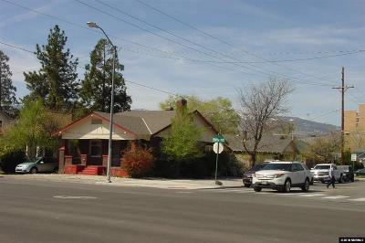 Reno Multi Family Home For Sale: 45 Keystone Avenue
