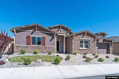 Reno Single Family Home Active/Pending-Call: 9775 Hafflinger Lane