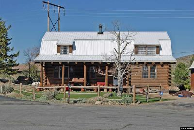 Washoe County Single Family Home For Sale: 15290 Cherrywood
