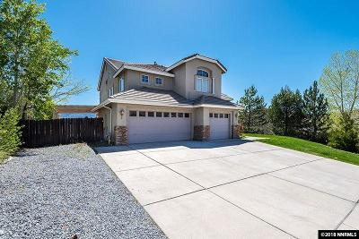 Reno Single Family Home For Sale: 2600 Beaumont Pkwy.