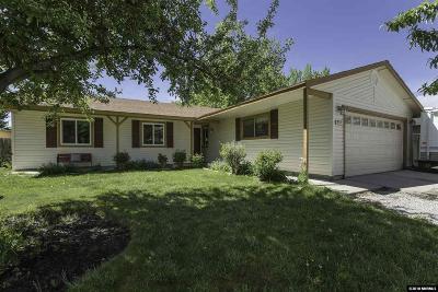 Reno Single Family Home For Sale: 4425 Leche Way