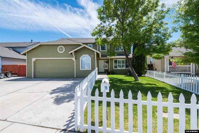 Sparks Single Family Home Active/Pending-House: 1209 Bodega Dr.