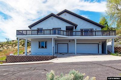 Reno Single Family Home For Sale: 3250 Kingfisher
