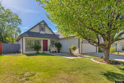 Carson City Single Family Home For Sale: 1792 Walker Drive