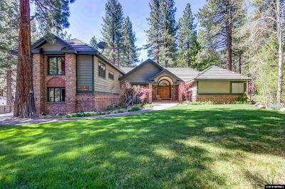 Reno Single Family Home For Sale: 6000 Blue Spruce