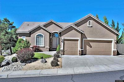 Reno Single Family Home Price Reduced: 1094 University Ridge Dr