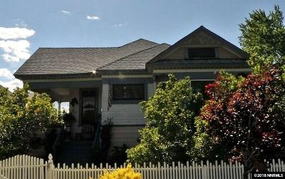 Sparks Single Family Home Active/Pending-Loan: 521 7th St.