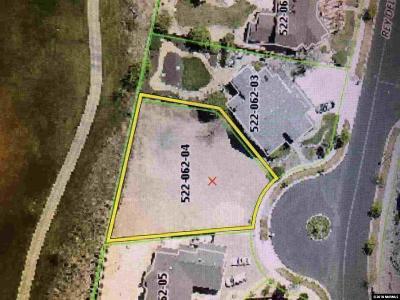 Sparks Residential Lots & Land For Sale: 6355 Rey Del Sierra