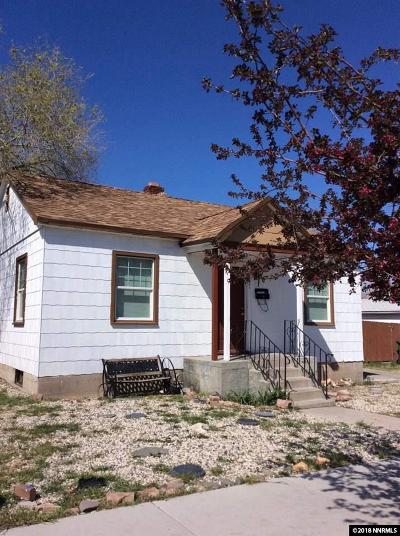 Reno Single Family Home Active/Pending-Call: 651 Cheney