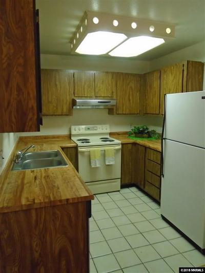 Washoe County Condo/Townhouse Active/Pending-Loan: 2101 Highview Court #20