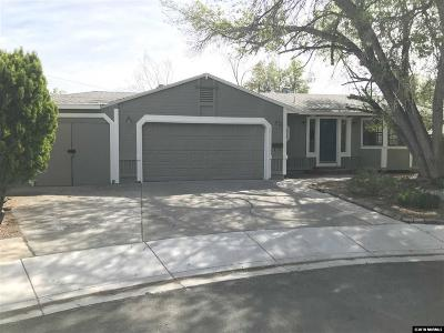 Sparks Single Family Home Active/Pending-Call: 341 McGoldrick Way