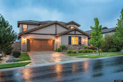 Reno Single Family Home Active/Pending-Loan: 8612 18th Hole Trail