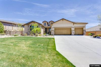 Washoe County Single Family Home For Sale: 2360 Maple Leaf Trail